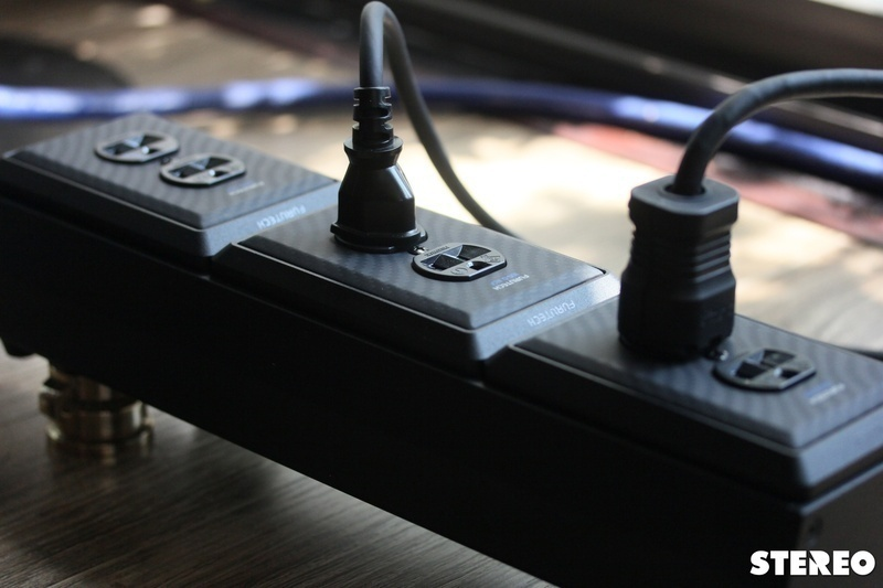 Hình ảnh và cảm nhận đầu tiên về ổ cắm high-end Furutech GTO-D3