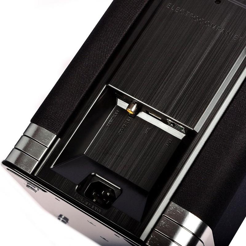 Eletrocompaniet công bố thế hệ tiếp theo của dòng loa không dây Tana