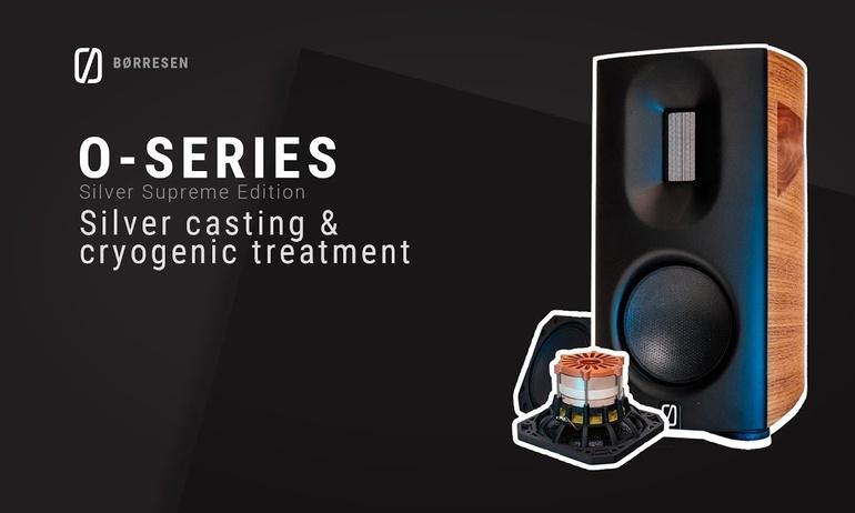 Borresen Acoustics bật mí quá trình sản xuất Silver Supreme Edition