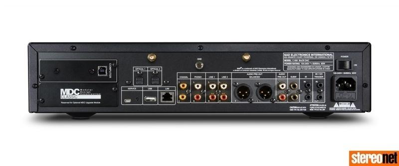 NAD mở bán module mở rộng MDC USB DSD