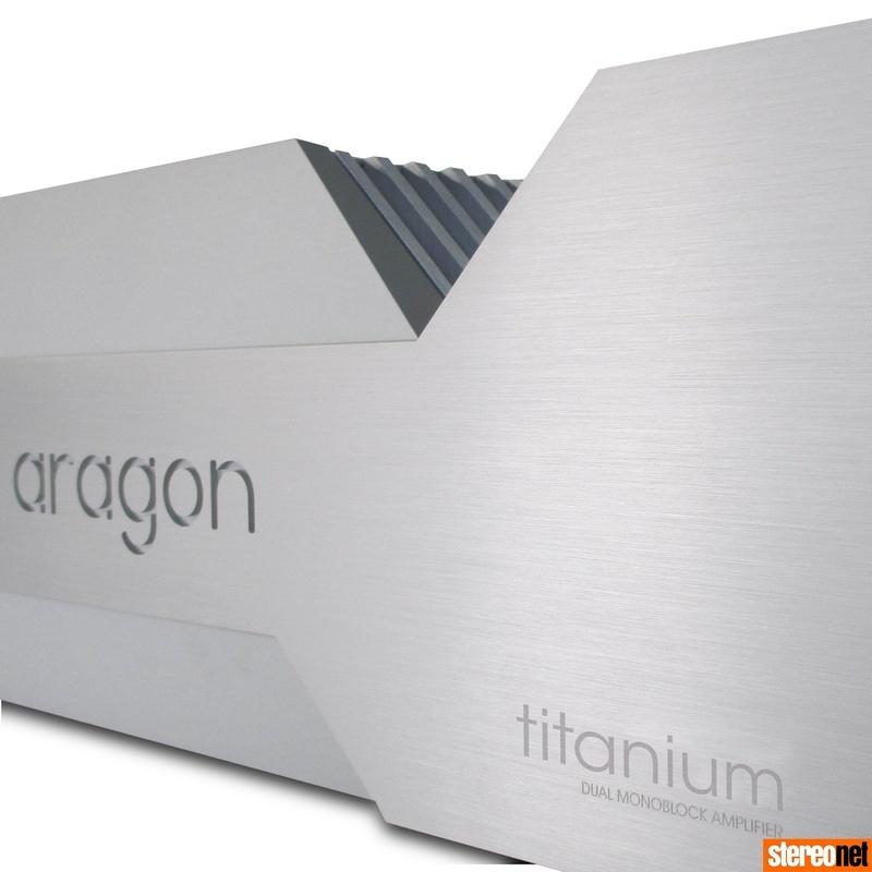 Aragon ra mắt ampli công suất dual-monoblock Titanium