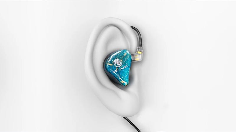 HiBy ra mắt tai nghe IEM đầu bảng Crystal 6