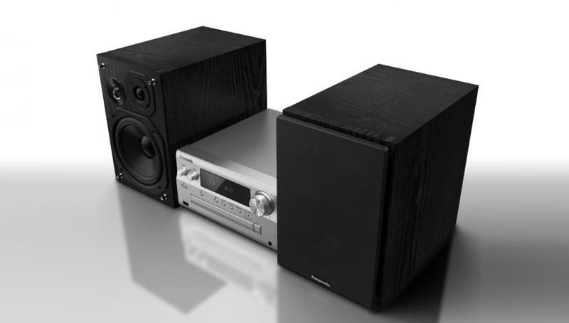 Panasonic trình làng bộ dàn all-in-one nhỏ gọn PMX802