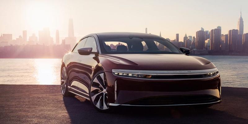 Lucid Motor ra mắt xe ô tô điện đầu tiên sử dụng hệ thống âm thanh Dolby Atmos