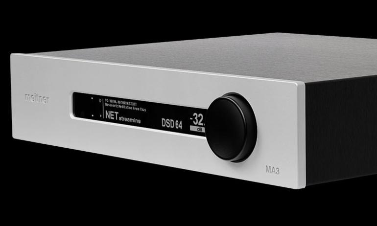 Meitner Audio trình làng đầu giải mã DAC tích hợp MA3, giá hơn 200 triệu đồng