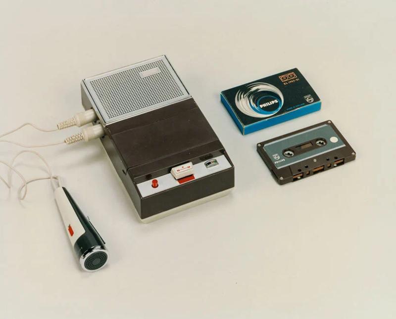 Nhà phát minh băng cassette qua đời ở tuổi 94