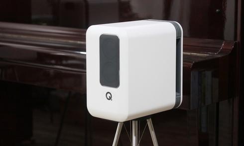 Q Active 200: Bộ loa bookshelf không dây thú vị từ Q Acoustics
