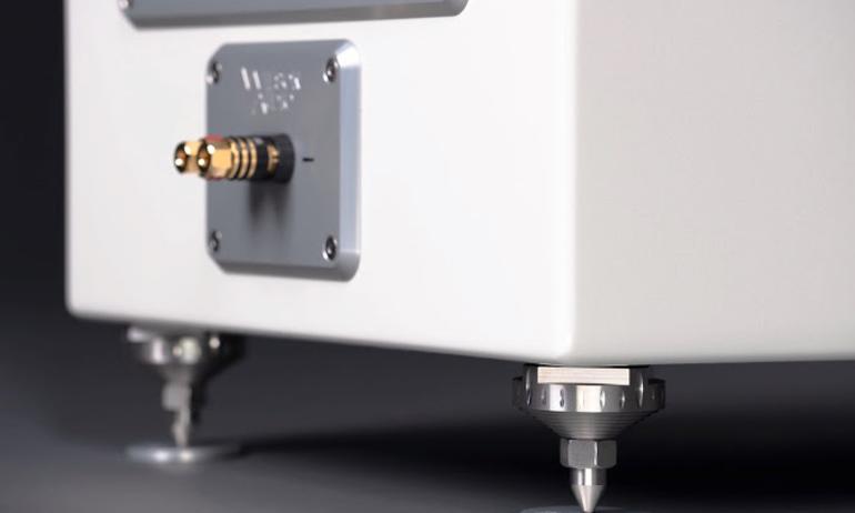 Wilson Audio ra mắt chân kê chống rung Acoustic Diode