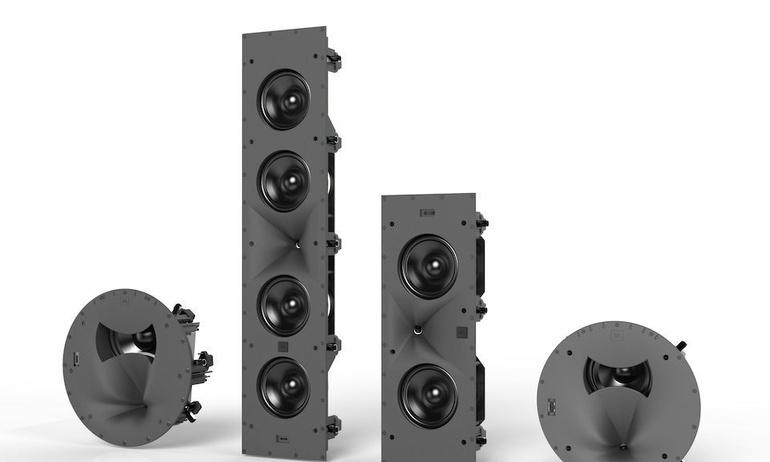 JBL Synthesis mở rộng dòng loa custom SCL Series với loạt sản phẩm mới