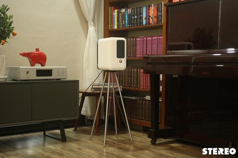 Trải nghiệm loa thông minh Q Acoustics Active 200