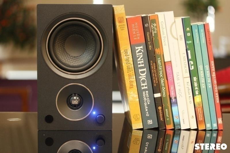PSB Speakers AM3: Đôi bookshelf đáng chú ý trong phân khúc dưới 10 triệu