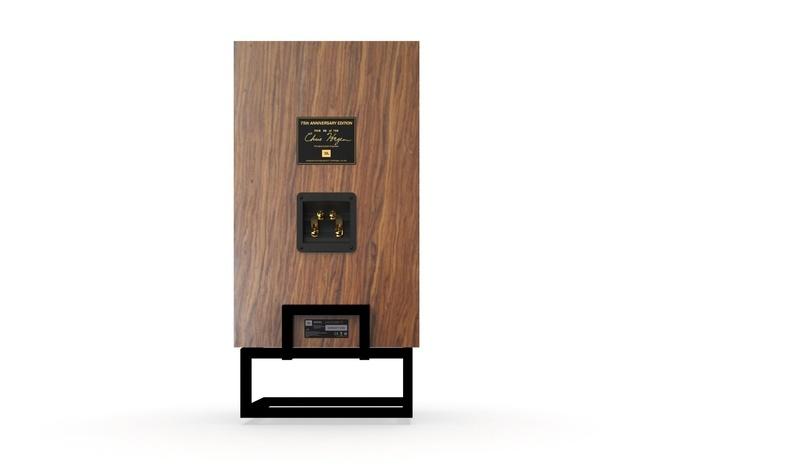 JBL tung loạt ảnh chi tiết của bộ đôi sản phẩm kỷ niệm 75 năm