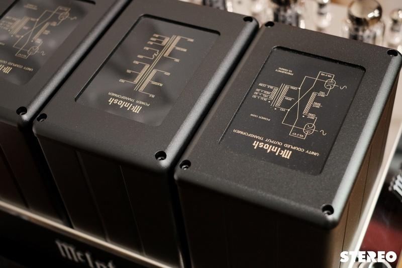 McIntosh MC1502: Kiệt tác ampli đèn công suất 150 Watt