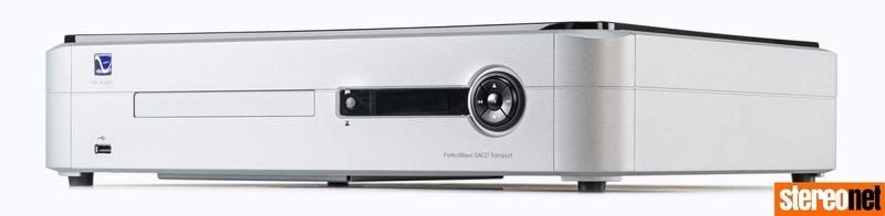 PS Audio chính thức mở bán đầu SACD Transport Perfect Wave