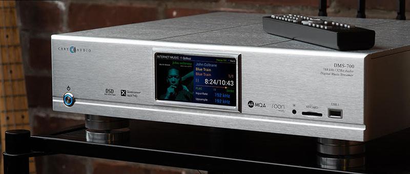 Cary Audio DMS-700 đã có Roon Ready