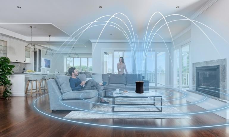 Sony chính thức mở đặt hàng cho bộ đôi loa không dây dùng 360 Reality Audio