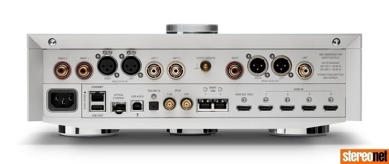 Linn giới thiệu thế hệ tiếp theo của network streamer đầu bảng Klimax DSM