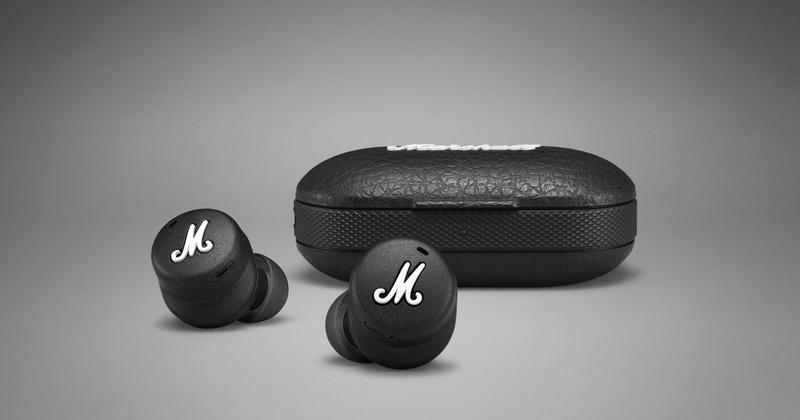 Marshall tham gia thị trường tai nghe true-wireless với Mode II