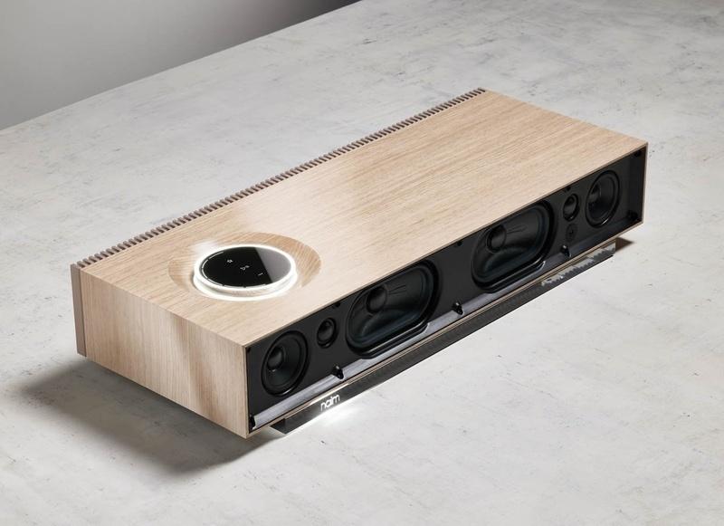 Naim ra mắt phiên bản vỏ gỗ sang trọng cho loa không dây Mu-so 2