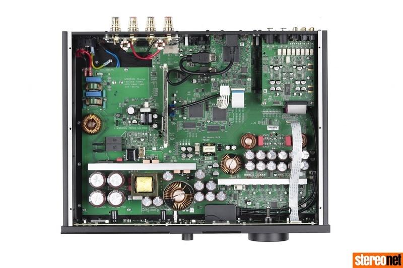 Lyngdoft bổ sung khả năng giải mã MQA cho ampli tích hợp đầu bảng TDAI-3400