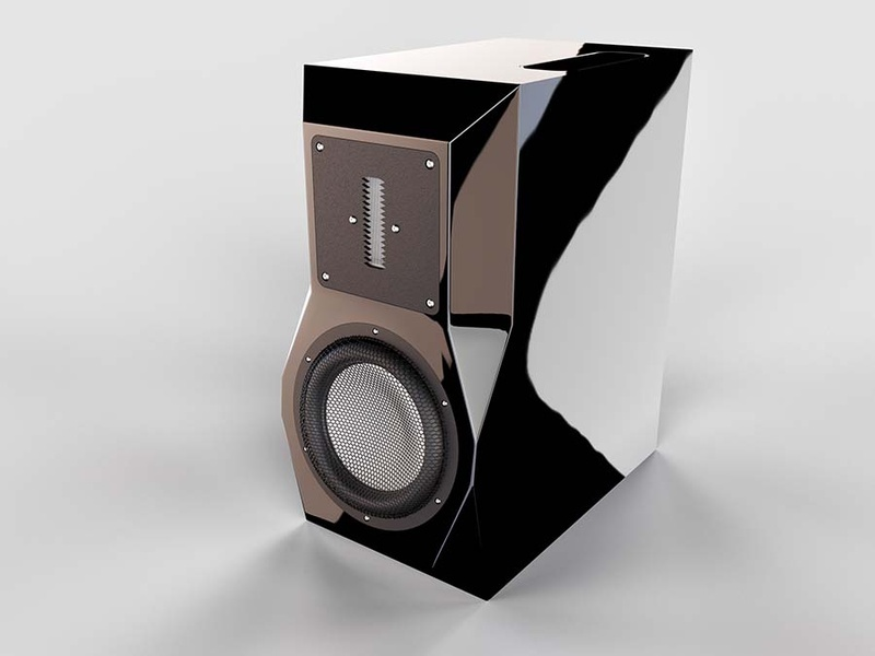 Vermouth Audio hé lộ dòng loa Studio Monitor