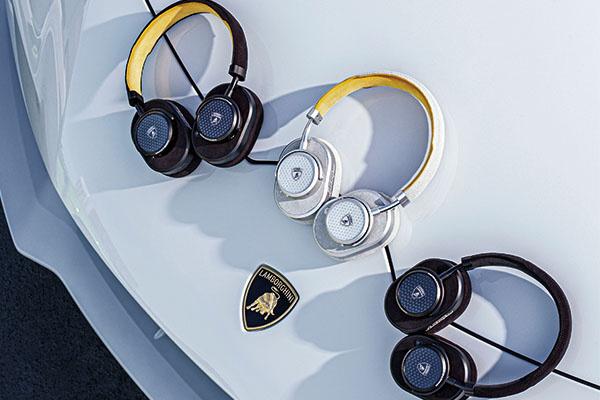 Master & Dynamic hợp tác cùng Lamborghini ra mắt bộ đôi tai nghe phiên bản đặc biệt
