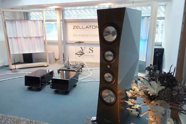 Những mẫu loa high-end độc - lạ của Zellaton