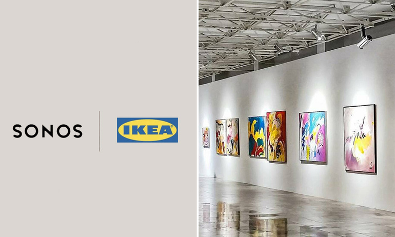 Sonos và IKEA tiết lộ sản phẩm mới, dự kiến trình làng cuối năm 2021