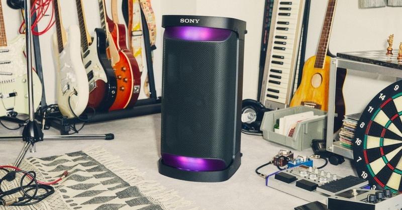 Sony trình làng bộ ba loa X-Series mới: Đem âm nhạc sôi động tới các buổi tiệc ngoài trời