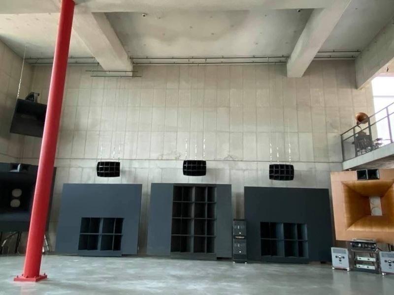 Dạo vòng quanh Bảo tàng âm thanh Concino Concrete tại Hàn Quốc