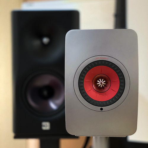 KEF LS50 Wireless II nhận chứng chỉ Roon Ready