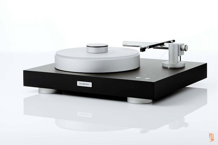 Bergmann Audio ra mắt phiên bản kỉ niệm 10 năm của mâm đĩa than Magne