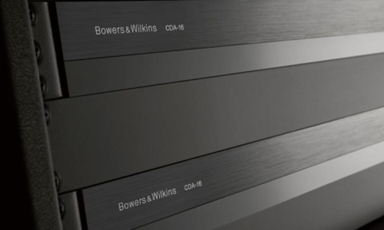 Bowers & Wilkins ra mắt ampli distribution 16 kênh CDA-16