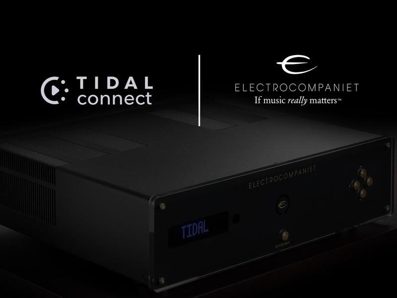 Electrocompaniet bổ sung tính năng TIDAL Connect cho sản phẩm điều khiển bằng EC Play