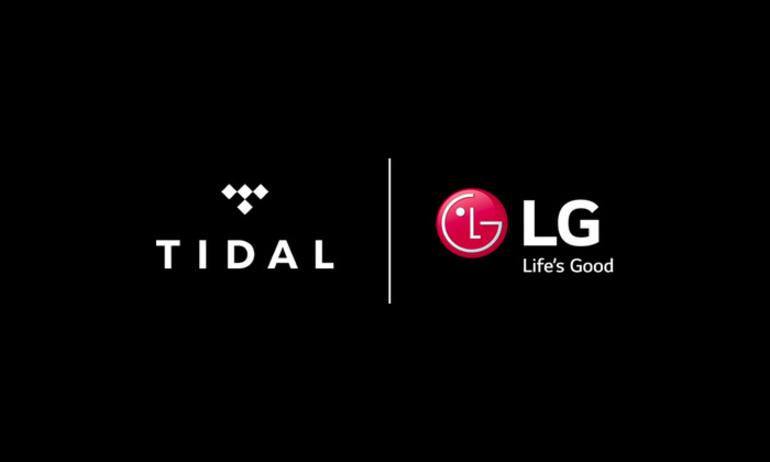 Ứng dụng nghe nhạc hi-res Tidal nay đã có mặt trên TV LG
