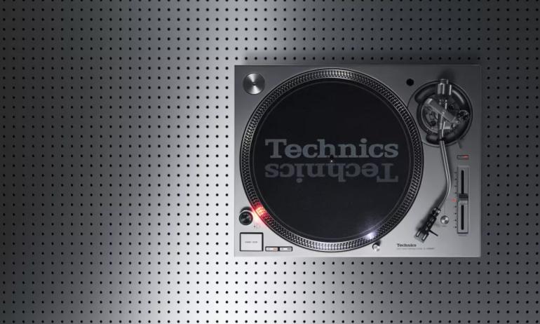 Mâm đĩa DJ Technics SL-1200 chuẩn bị xuất hiện phiên bản MK7 vào tháng 5