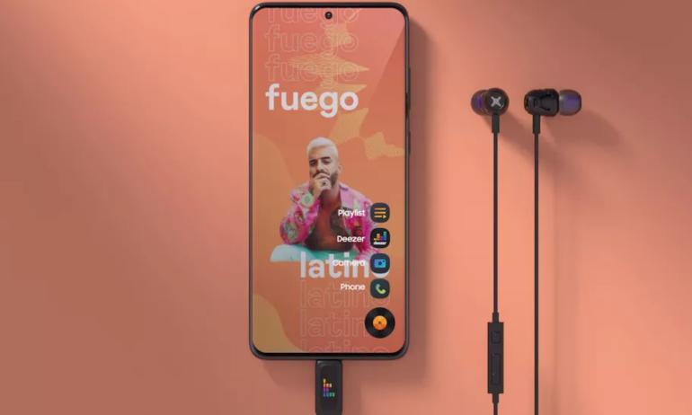 Mobee-K Smart Earphones: Tai nghe thông minh với dịch vụ streaming Deezer tích hợp sẵn