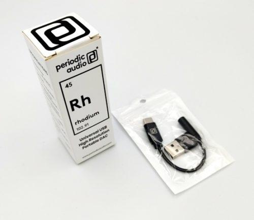 Periodic Audio mở bán USB DAC Rhodium