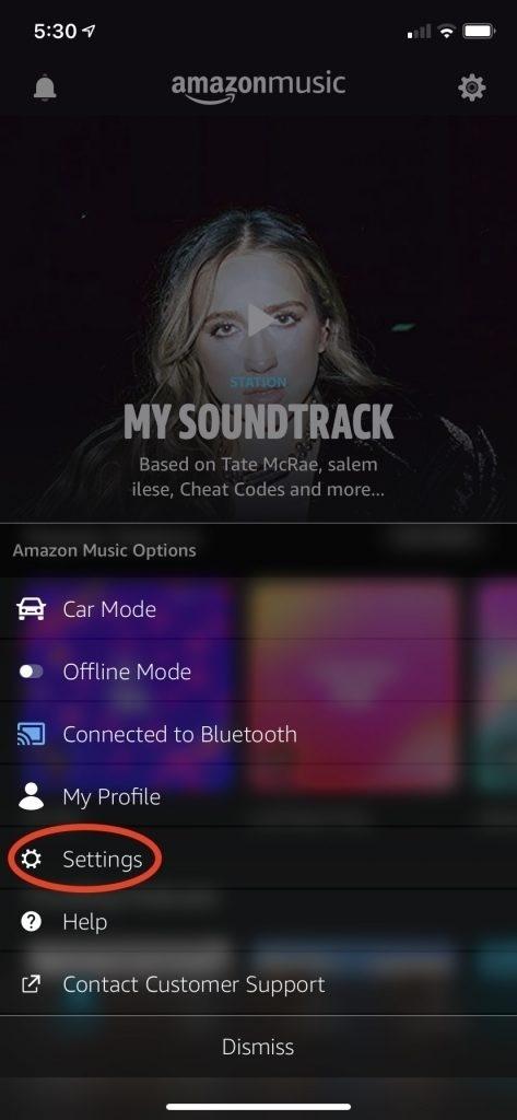 Amazon Music ra mắt Car Mode cho ứng dụng nghe nhạc