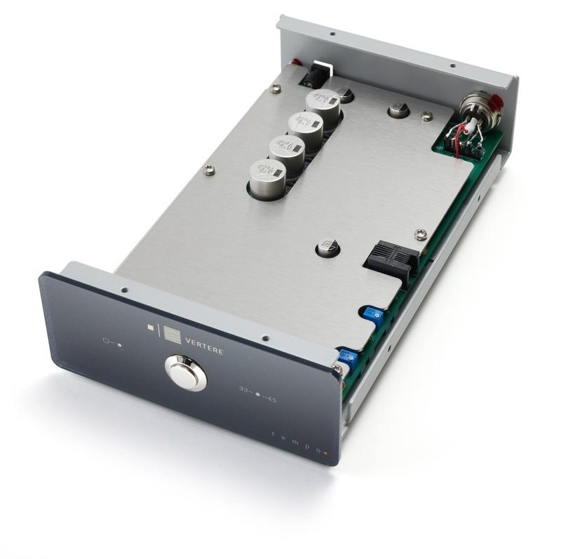 Vertere Acoustics giới thiệu bộ điều khiển motor kỹ thuật số Tempo