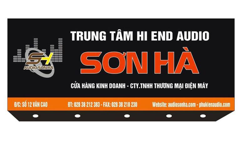 Audio Sơn Hà khai trương showroom mới tại Hà Nội