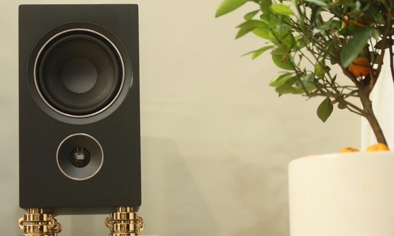 PSB Speakers AM5: Quái vật tí hon