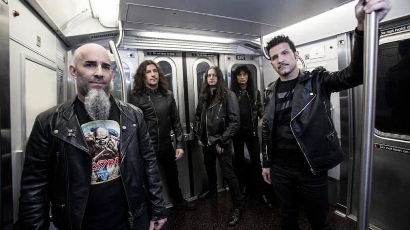 Anthrax mở bán mẫu mâm đĩa than đặc biệt dành cho ngày hội Record Store Day 2021