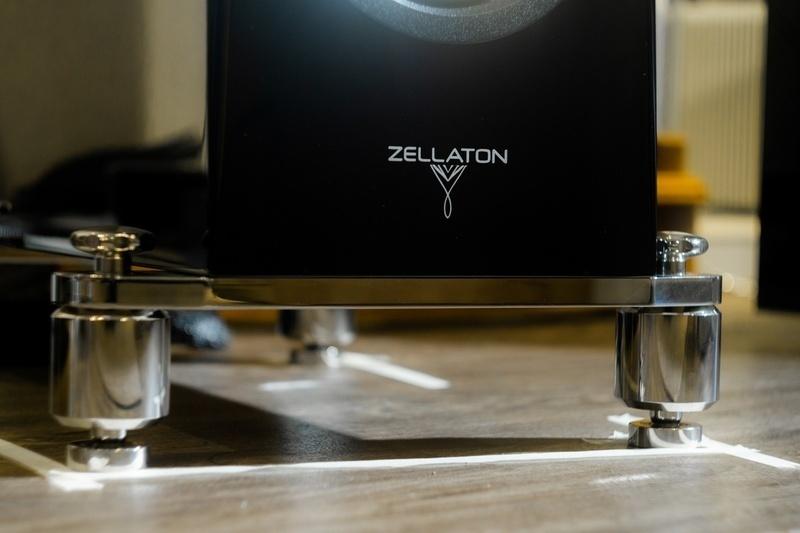 Cận cảnh bộ đôi Zellaton Reference MKII và Plural EVO tại Công Audio
