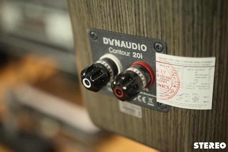 Dynaudio Contour 20i: Phiên bản nâng cấp đầy hấp dẫn từ Contour 20