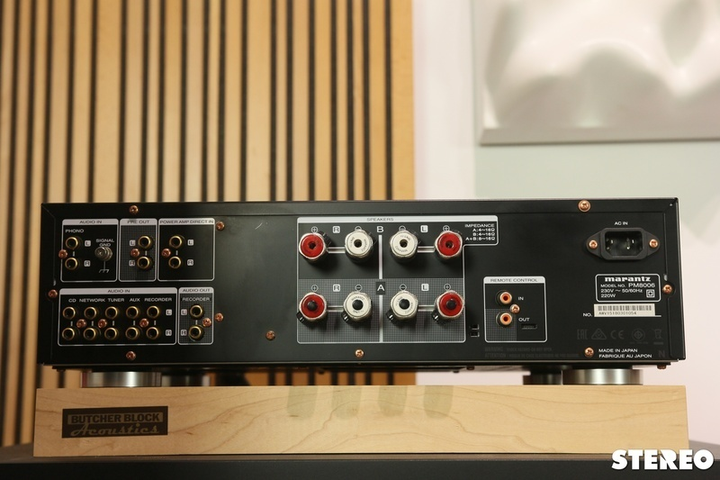 Ampli tích hợp Marantz PM8006: Đối tác thích hợp cho mọi hệ thống hi-fi