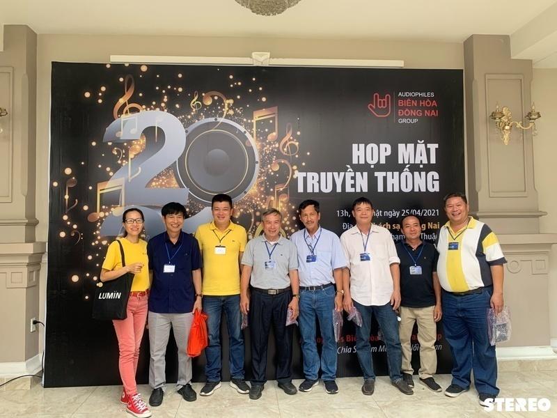 [Sự kiện] Họp mặt Hội Audiophile Biên Hòa - Đồng Nai 2021
