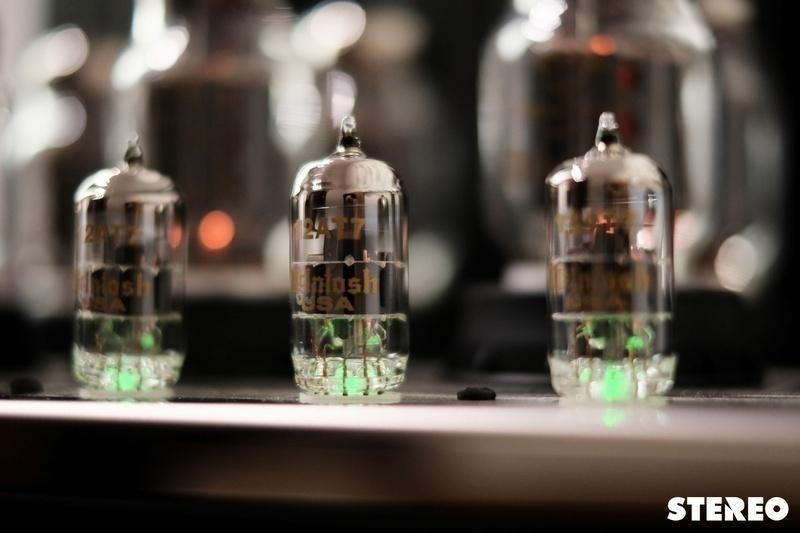 Trải nghiệm loa Sonus Faber Maxima Amator cùng dàn ampli đèn McIntosh