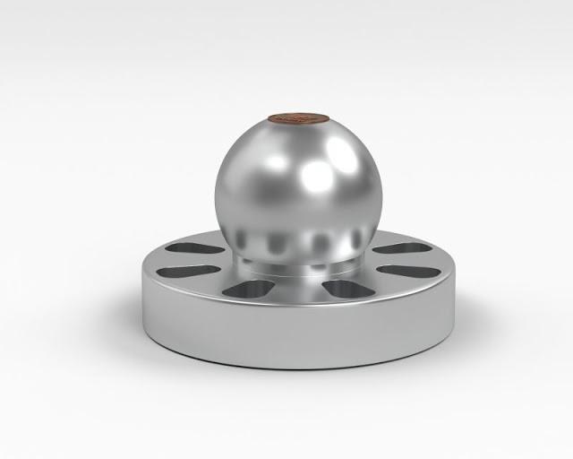 Bfly-Audio ra mắt tạ chặn đĩa vinyl dạng module Octopus