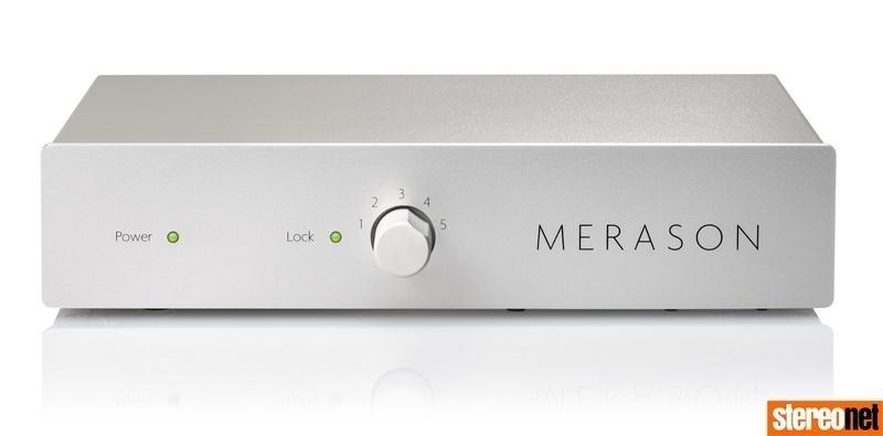 Merason ra mắt nguồn tuyến tính pow1 dành cho bộ giải mã frérot DAC